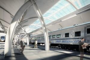 Zobacz jak będzie wyglądał dworzec w Gliwicach