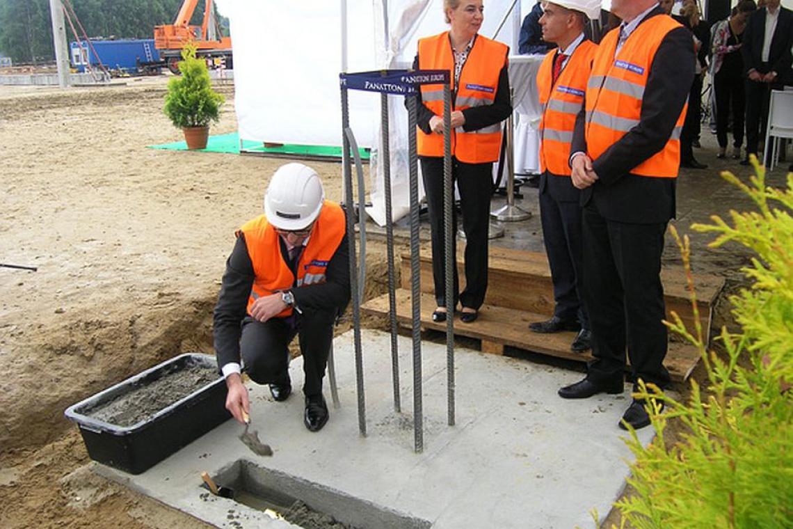 Łódź: Panattoni Europe z nowym centrum logistycznym