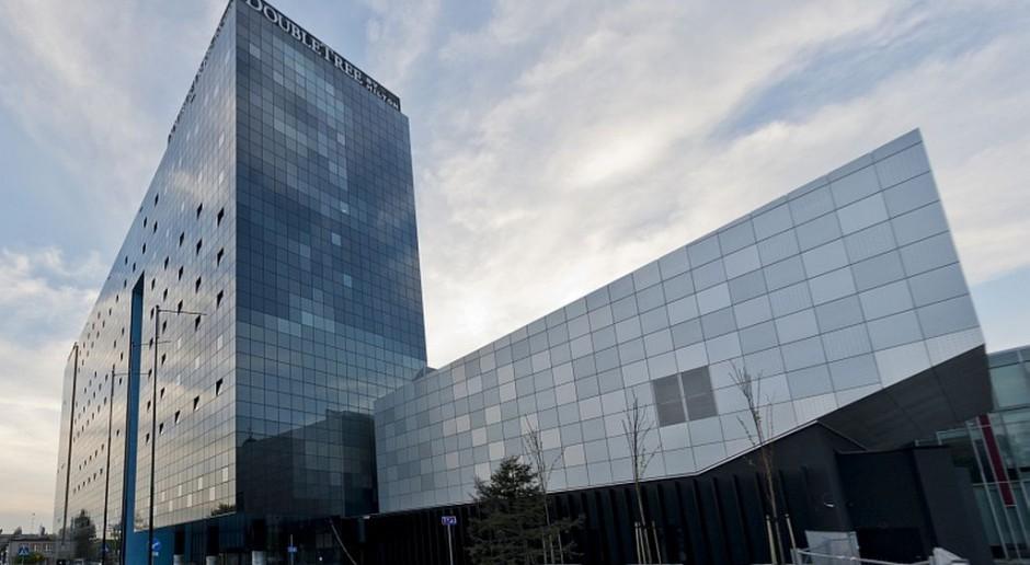 Hotel DoubleTree by Hilton Łódź wyróżniony