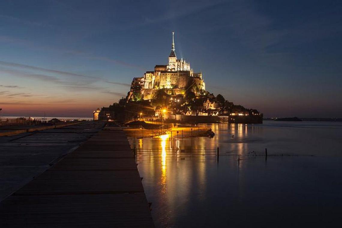 Najbardziej charakterystyczny zabytek Francji uratowała... stal