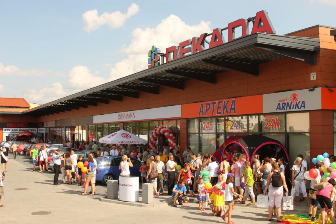 Centrum handlowe połączone z dworcem już otwarte