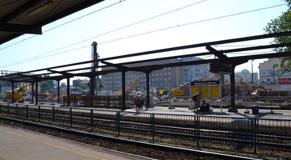 W Bydgoszczy spektakularne inwestycje kolejowe
