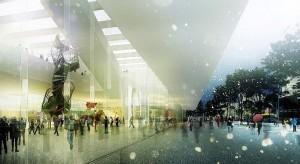 Jak będzie wyglądał Plac Defilad w Warszawie?