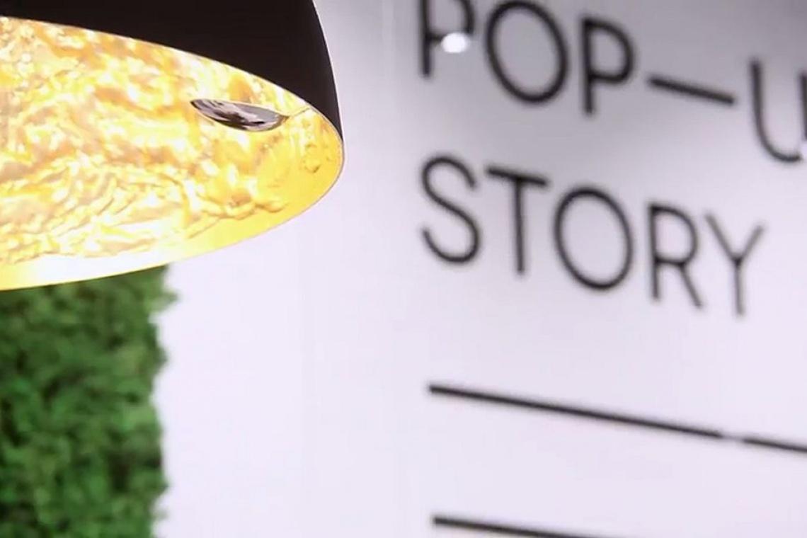 Zobacz jak powstał butik Pop-Up Story - od projektu do realizacji WIDEO
