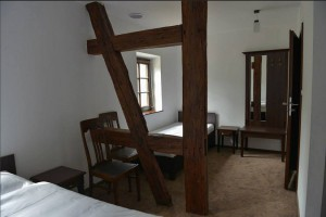 Jak wyglądają wnętrza pałacu w Łagowie, gdzie teraz mieści się hotel?