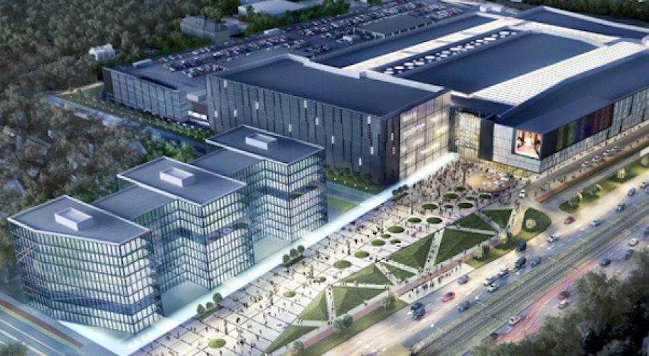 Echo Investment zamiast galerii handlowej postawi kompleks biurowy