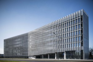 GreenWings Offices spod kreski JEMS Architekci bliski nagrody Prime Property Prize
