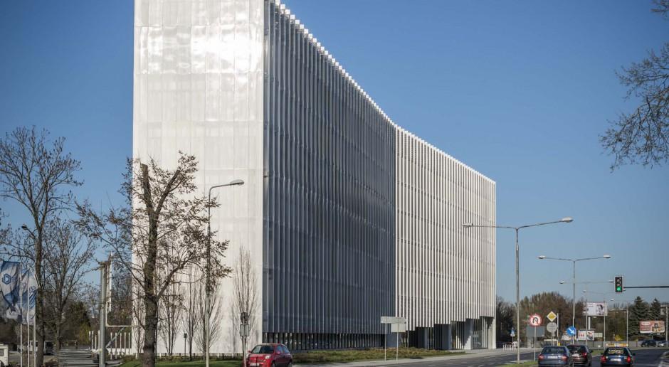 GreenWings Offices spod kreski JEMS Architekci bliski nagrody Prime Property Prize
