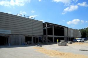 Galeria Dębiec: najnowsze wieści z budowy