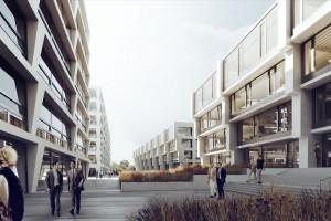 Hochtief zbuduje biurowce P4 projektu JEMS Architekci
