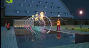 Jutro otwarcie jedynej takiej fontanny w Polsce