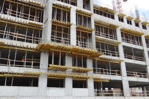Zobacz najnowsze zdjęcia z budowy SkyRes Warszawska