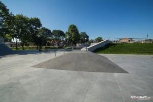 Zobacz jak wygląda supernowoczesny skatepark w Wąchocku