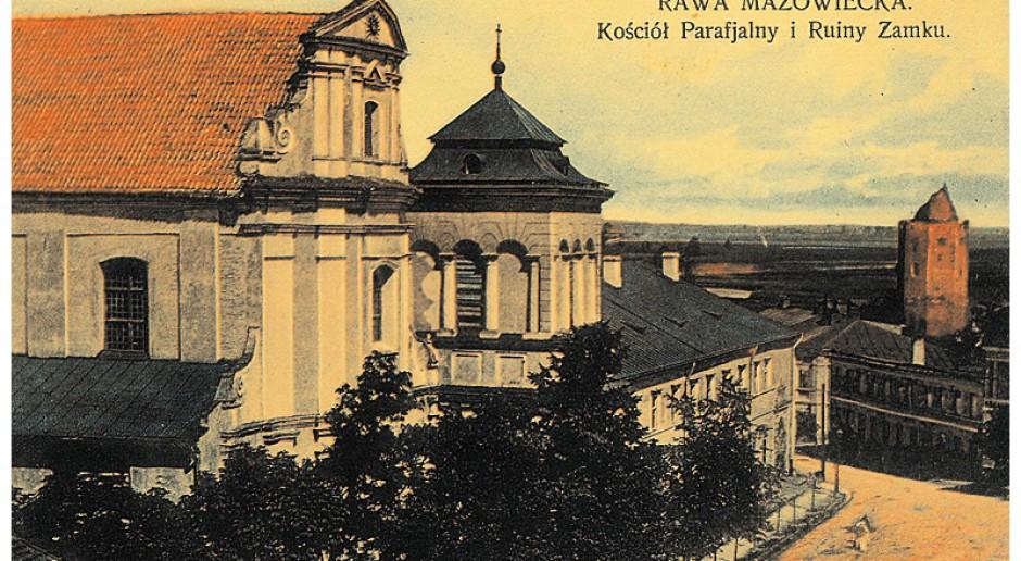 Konkurs na koncepcję rynku Starego Miasta w Rawie Mazowieckiej