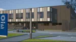 Meritum zaprojektowało, a Agat wybuduje biurowiec policji w Skarżysku-Kamiennej