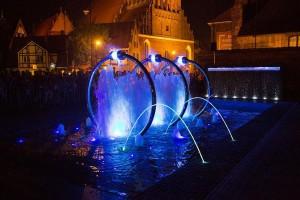 Zobacz zdjęcia z otwarcia jedynej takiej fontanny w Polsce