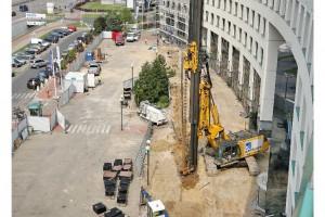 Rozbudowa Adgar Park West nabiera tempa