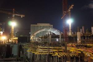 Nowy Supersam powstaje w Katowicach. Zobacz zdjęcia z budowy