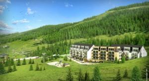 Ośrodek Czarna Góra powiększy się o condohotel według projektu Ozone