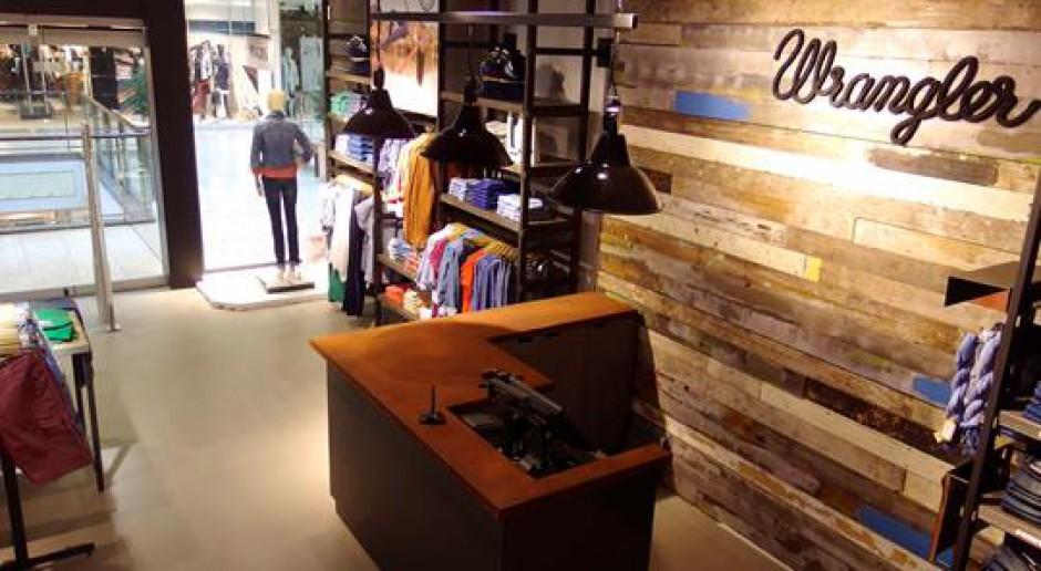 Wrangler będzi miał pierwszy samodzielny showroom w Polsce