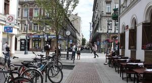 Powstanie drugi woonerf w Łodzi - przebudowa już ruszyła