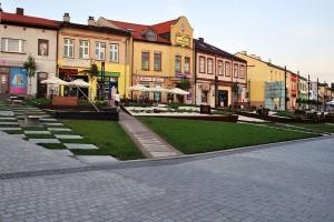 Nowy rynek w Jaworznie to nowoczesny salon miejski