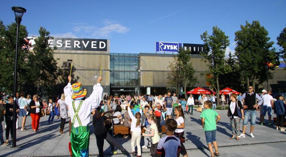 Największa galeria w Ełku i regionie otwarta