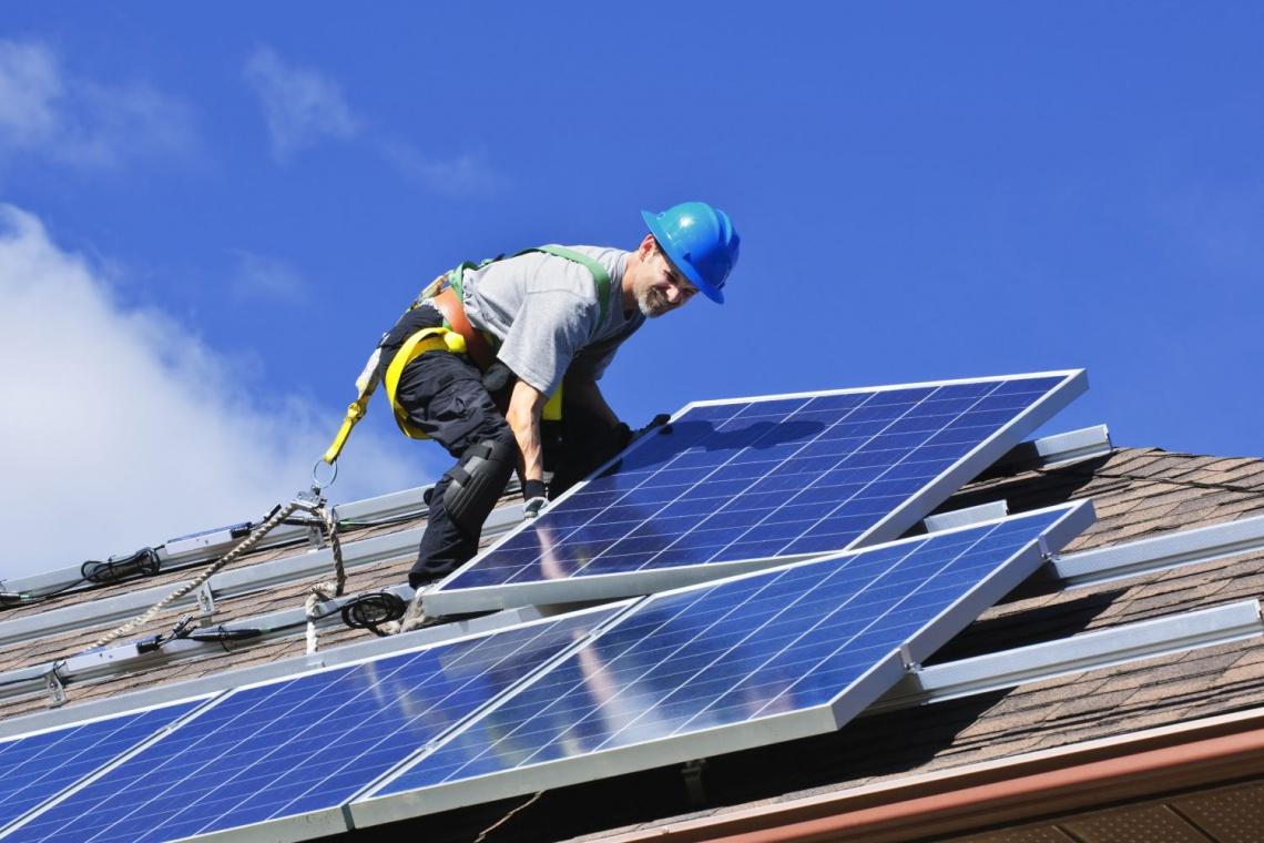 Początek słonecznej rewolucji w Kieleckim Parku Technologicznym