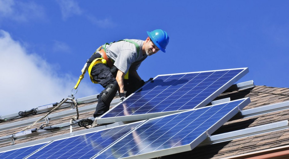 Cztery firmy chcą zasilić słońcem Kielecki Park Technologiczny