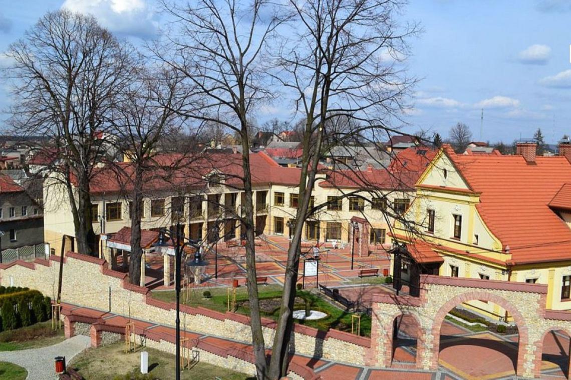 Historyczne centrum Lędzin na Śląsku odzyskało blask
