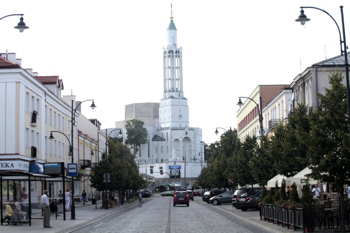 66 pracowni chce przebudować dawną synagogę w Białymstoku
