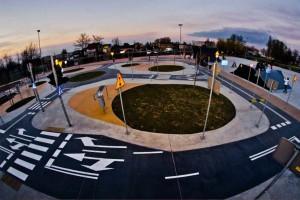 Skatepark i Miasteczko Ruchu Drogowego to jedyny taki obiekt w regionie