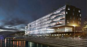 Kuryłowicz & Associates zaprojektował, a Agmet wybuduje