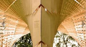 Festiwal Architektury Drewnianej: pawilon zostanie na dłużej
