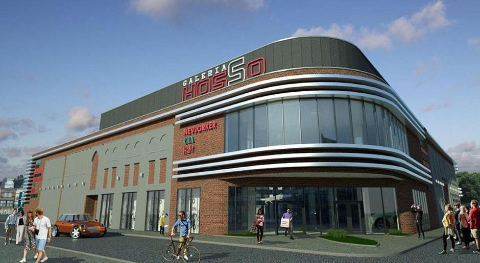 Galeria Hosso według projektu RDZ Architekten jeszcze w tym roku