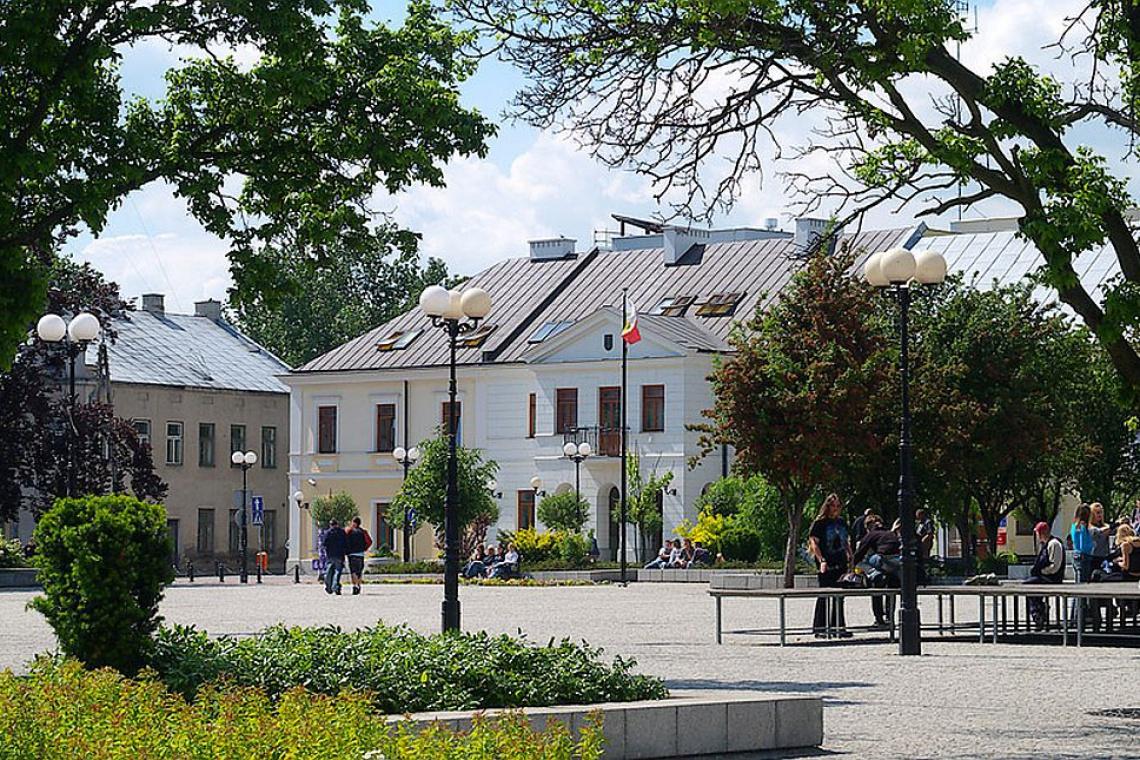 Biała Podlaska: zakończyła się kilkuletnia rewitalizacja centrum
