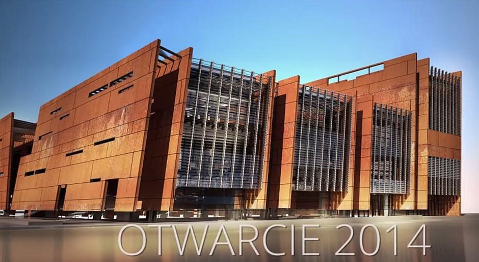 Spacer architektoniczny po Europejskim Centrum Solidarności