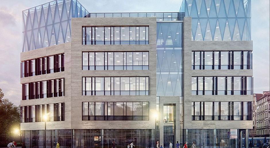 Wrocław 101 - nowy biurowiec według projektu RKD Architects
