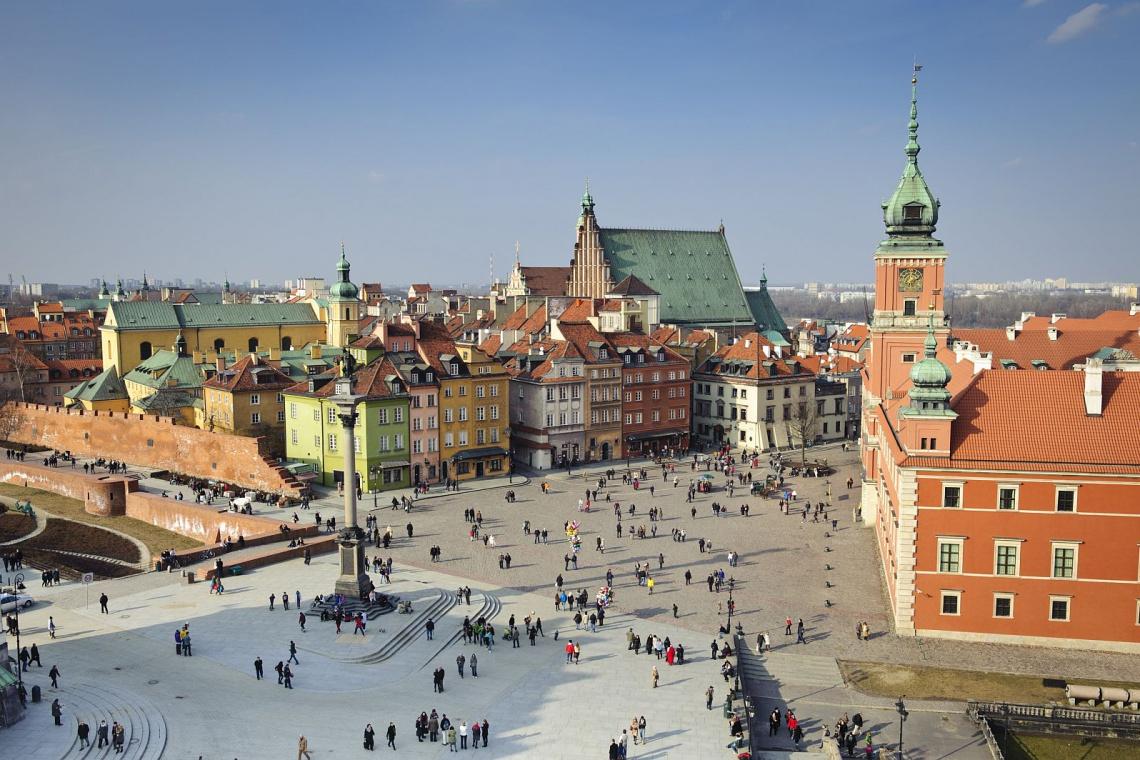 11 zabytkowych kamienic warszawskiej starówki do remontu