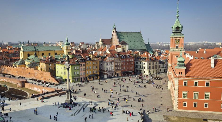 Warszawa uporządkuje reklamy szpecące krajobraz miasta