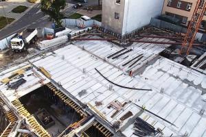 Nowe wieści z budowy Galerii Świnoujście
