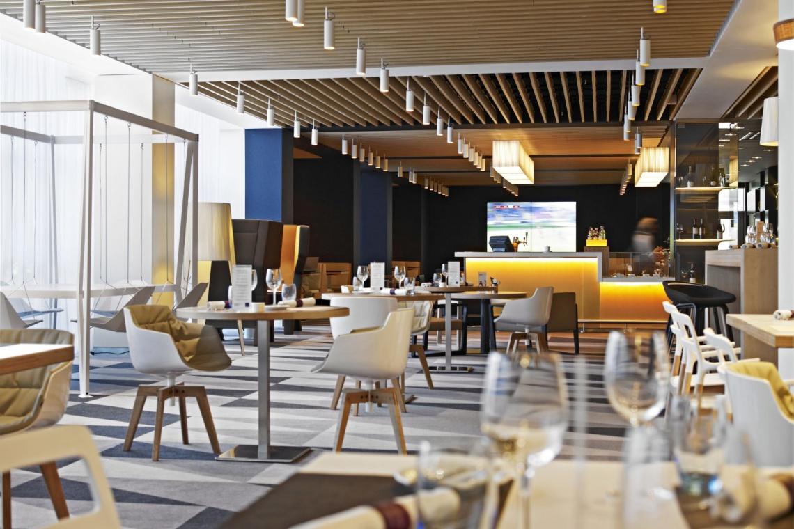 Chillout w restauracjach hoteli Novotel grupy Orbis