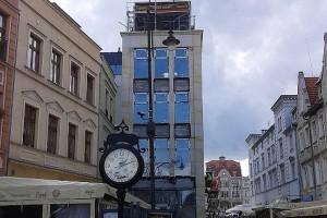 Bydgoszcz: Kamień, blacha i szkło zdobią elewacje biurowców