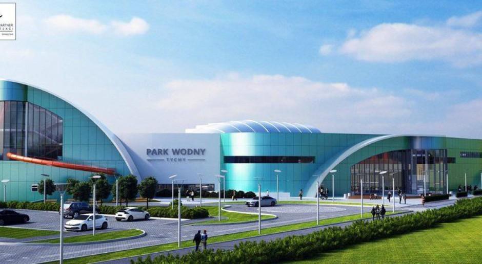 Kto wykona aquapark w Tychach według projektu Schick Architekci?