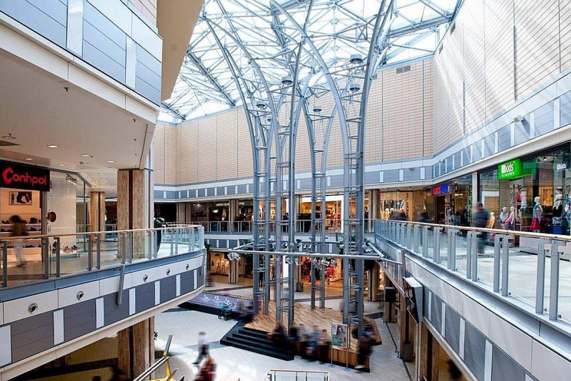 Nowe oblicze sklepów w Pasażu Grunwaldzkim