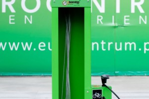 Ekologiczny, inteligentny i przyjazny rowerzystom biurowiec w Warszawie otwarty
