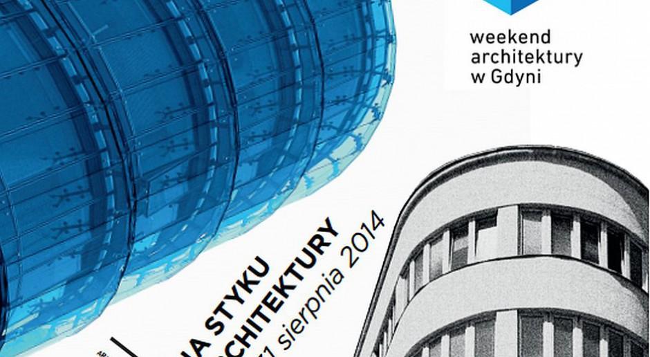 Gdynia okiem architekta - trwa Weekend Architektury