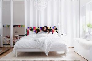 Ikea Hołduje Sypialni Co W Nowej Kolekcji Wyposażenie