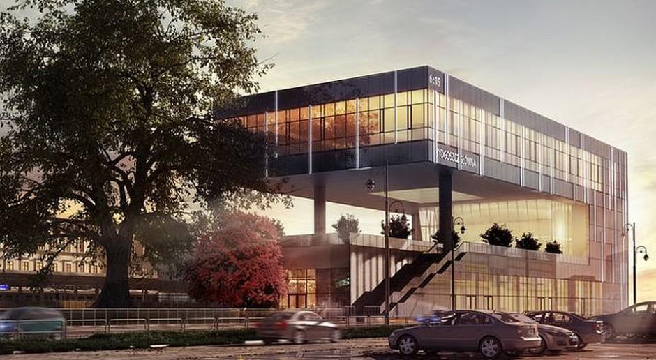Dworzec w Bydgoszczy: wmurowanie kamienia węgielnego i nowy projekt elewacji