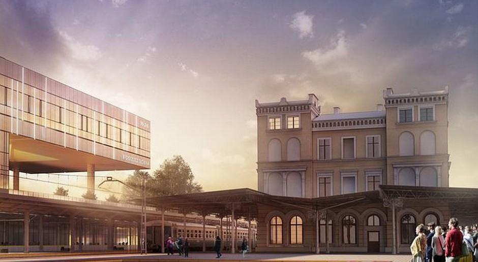 Dworzec Bydgoszcz Główna oficjalnie otwarty
